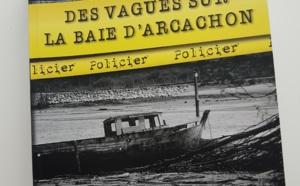 Des vagues sur le Baie d' Arcachon par Fabrice Duffour