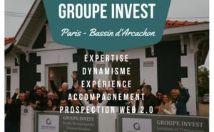 Groupe INVEST, agence immobilière à La Teste de Buch (33260)