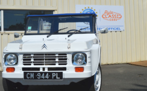 Le garage à La Teste de Buch, Pyla Classic Cars double la concurrence