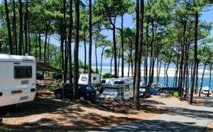 Combien de terrains de campings à votre avis sur le bassin d'Arcachon ?